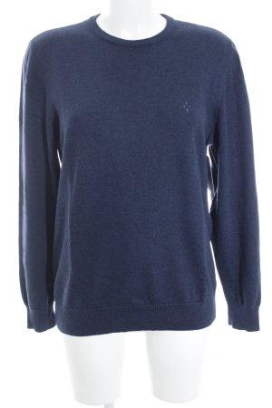 Burlington Sweatshirt petrol Casual-Look