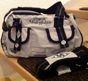 Sports Bag multicolored cotton
