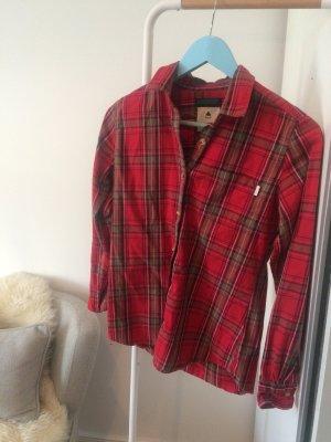 Burton, Bluse, Holzfällerhemd
