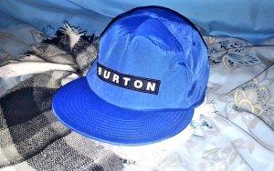 Burton Baseballpet blauw