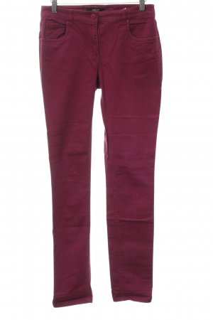 Burton Chinos purple casual look