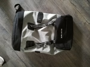 Burton Zaino laptop nero-grigio