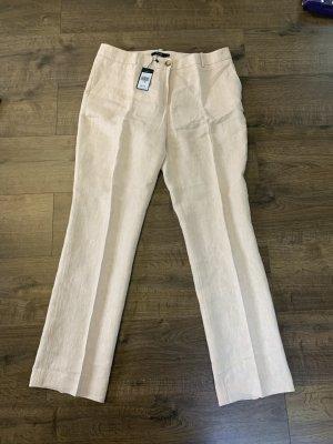 Burton Linen Pants pink