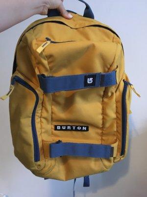 Burton Laptop Backpack gold orange-dark blue