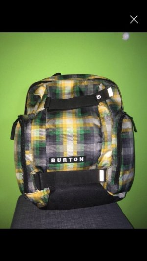 Burton School Backpack gold-colored-black