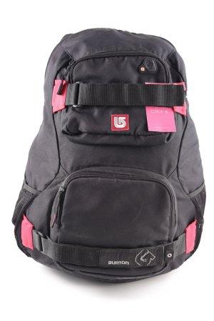 Burton School Backpack black-pink casual look