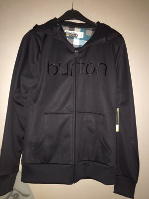 Burton Fleece Jackets black