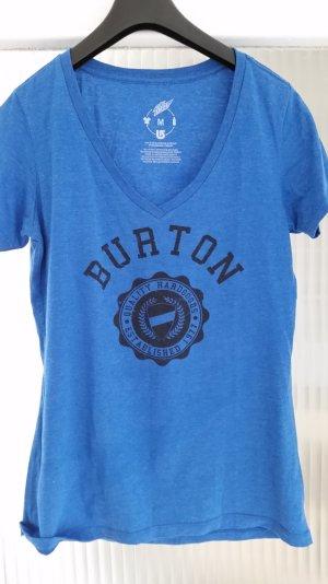 Burton Shirt in M in mittelblau