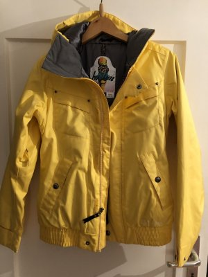 Burton Winter Jacket yellow-grey