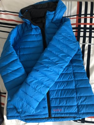 Burton Down Jacket blue-petrol