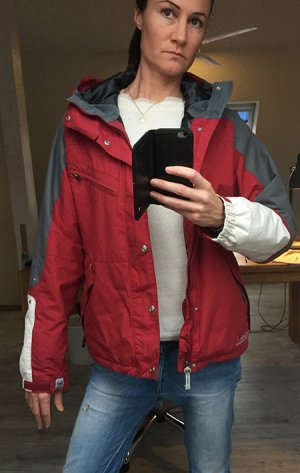 Burton Snowboard Jacke Women M