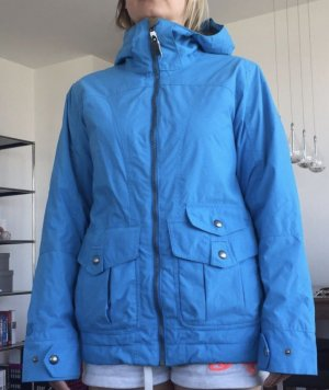 Burton Winter Jacket neon blue nylon