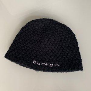 Burton Bonnet noir-blanc