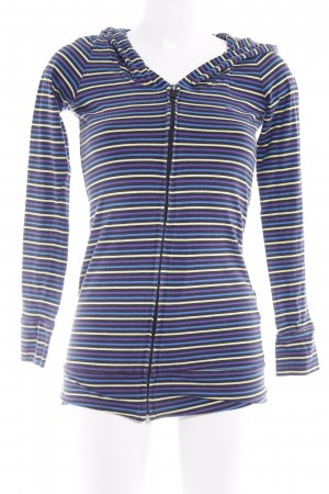 Burton Sweat Jacket striped pattern casual look
