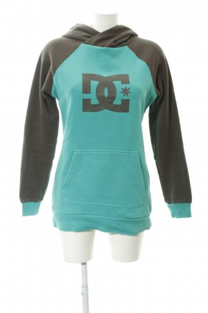 Burton Sweat Shirt turquoise-dark grey athletic style
