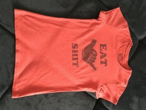 Burton T-Shirt mit Aufdruck