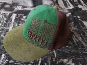 Burton Baseball Cap multicolored