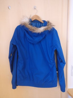 Burton Winter Jacket blue polyester