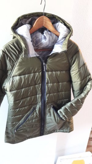 BURTON Winterjacke / Snowboardjacke WENDBAR Gr. L *wie neu*