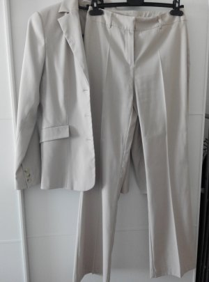 Business Anzug Blaser Hosen Gr S nude beige creme