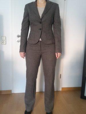 Business Anzug braun für Herbst & Winter