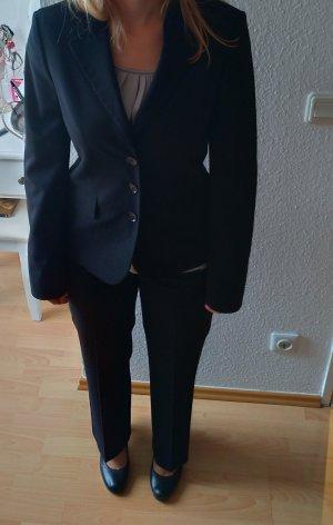 Esprit Zakelijk pak zwart Polyester