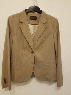 s.Oliver Costume business beige tissu mixte