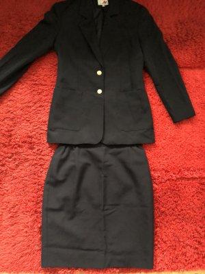 Business Suit dark blue