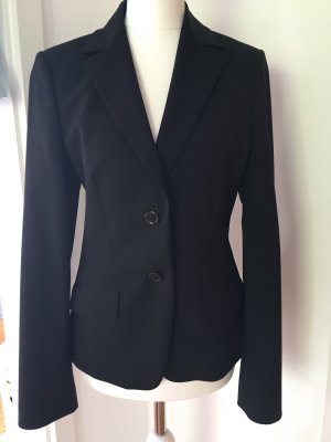 Business Blazer Hugo Boss schwarz Schurwolle 34