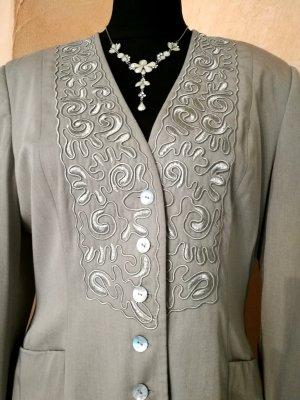 Business Suit light grey