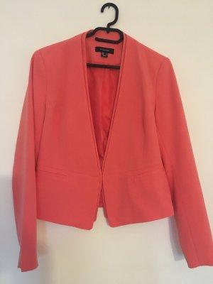 Business Blazer orange Koralle 38