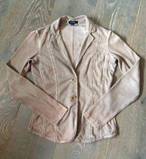 (Business-) Blazer Sweatshirtstoff