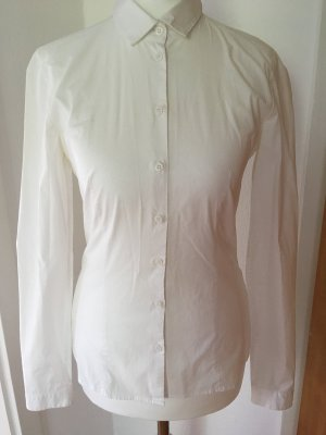 Business Bluse 34 XS Hugo weiß