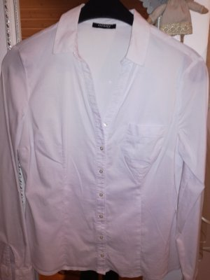 Business Bluse tailliert