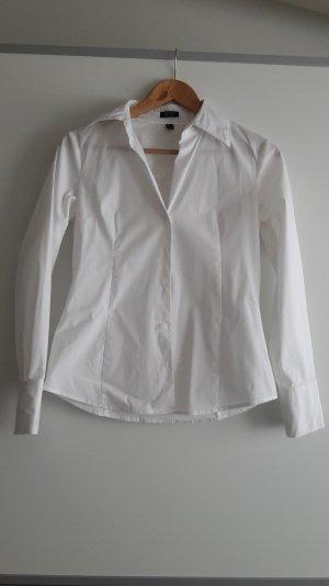 Business Bluse von Esprit in weiß