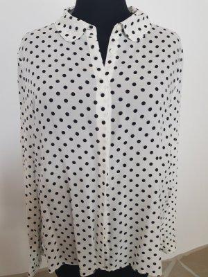 Business-Bluse von Orsay Gr. 40