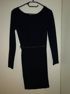 Business Dress Zara M Dunkelblau