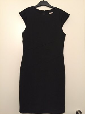 Business Etuikleid Minikleid schwarz