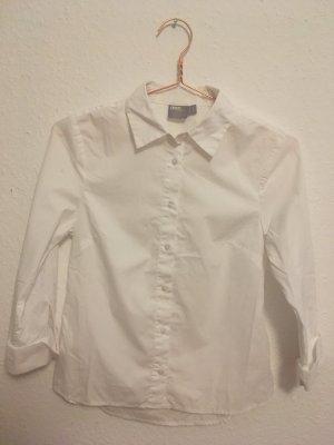 Business Hemd Bluse 3/4 Arm