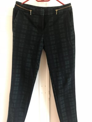 Pantalon strech multicolore coton