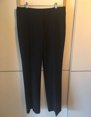 Esprit Pantalone a pieghe blu scuro