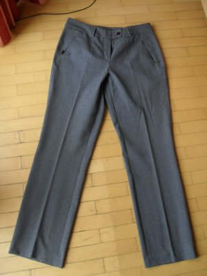 Business-Hose in Grau - Bundfalte NEU!!!