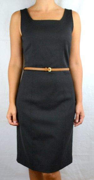 Business Kleid mit Gürtel