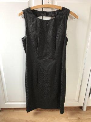 Business Kleid mit Leo Muster