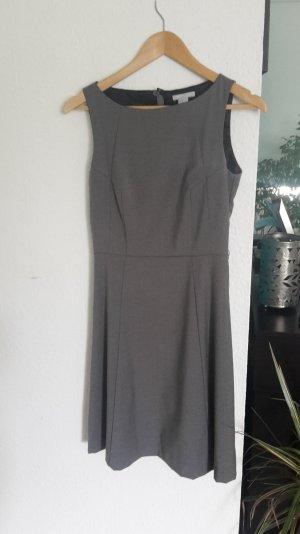 Business Kleid schwingendr Rock Midi