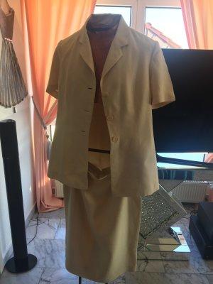 Sandra Pabst Abito business crema Lino
