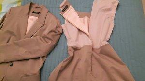 Bernd Berger Ladies' Suit cream-beige cotton