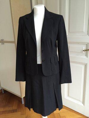 Business-Kostüm, schwarz von Sinéquanone