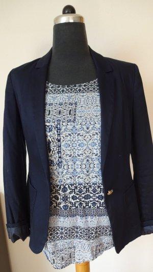 Business Like – Blauer Blazer von Montego