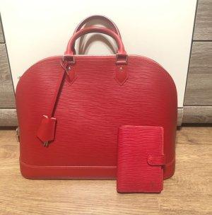 Business Louis Vuitton Set: Tasche+Notizbuch